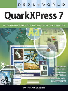 Ebook in inglese Real World QuarkXPress 7 Blatner, David