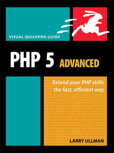 Ebook in inglese PHP 5 Advanced Ullman, Larry