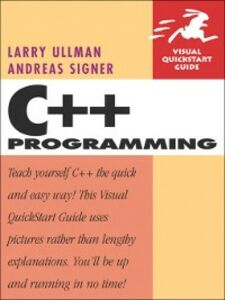 Ebook in inglese C++ Programming Signer, Andreas , Ullman, Larry