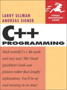 Ebook in inglese C++ Programming Signer, Andreas , Ullman, Larry