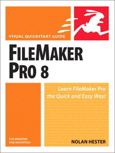 Ebook in inglese FileMaker Pro 8 for Windows and Macintosh Hester, Nolan