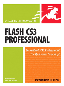 Ebook in inglese Flash CS3 Professional for Windows and Macintosh Ulrich, Katherine