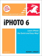 Visual QuickStart Guide iPhoto 6 for Mac OS X
