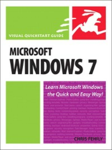 Ebook in inglese Microsoft Windows 7 Fehily, Chris