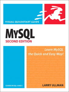 Ebook in inglese MySQL Ullman, Larry