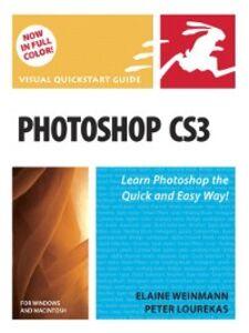 Ebook in inglese Photoshop CS3 for Windows and Macintosh Lourekas, Peter , Weinmann, Elaine