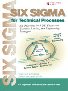 Ebook in inglese Six Sigma for Technical Processes Creveling, Clyde M.