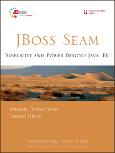 Ebook in inglese JBoss Seam Heute, Thomas , Yuan, Michael