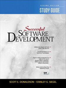 Foto Cover di Successful Software Development Study Guide, Ebook inglese di Scott E. Donaldson, edito da Pearson Education