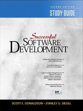 Successful Software Development Study Guide