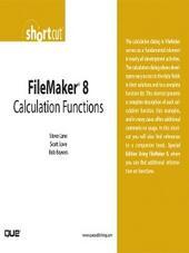 FileMaker 8 Calculation Functions (Digital Short Cut)
