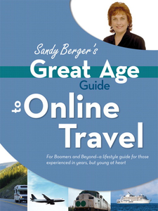 Ebook in inglese Great Age Guide to Online Travel Berger, Sandy
