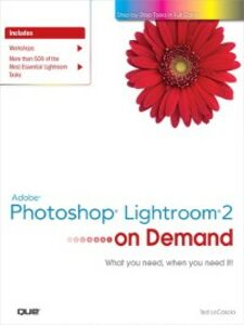 Ebook in inglese Adobe Photoshop Lightroom 2 on Demand LoCascio, Ted