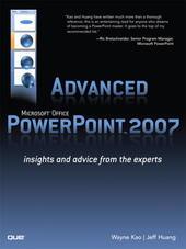 Advanced Microsoft Office PowerPoint 2007