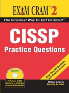Ebook in inglese CISSP Practice Questions Exam Cram 2 Gregg, Michael