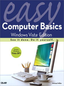 Ebook in inglese Easy Computer Basics, Windows Vista Edition Miller, Michael R.