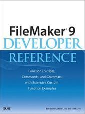 FileMaker 9 Developer Reference