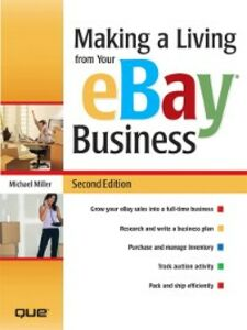 Ebook in inglese Making a Living from Your eBay Business Miller, Michael