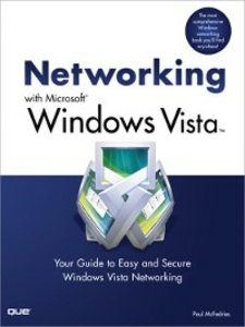 Ebook in inglese Networking with Microsoft® Windows Vista<sup>TM</sup> McFedries, Paul