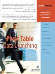 Ebook in inglese Pivot Table Data Crunching Alexander, Michael , Jelen, Bill
