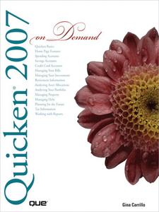 Ebook in inglese Quicken 2007 On Demand Carrillo, Gina