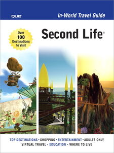Ebook in inglese Second Life In-World Travel Guide Percival, Sean