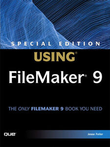 Ebook in inglese Special Edition Using FileMaker 9 Feiler, Jesse