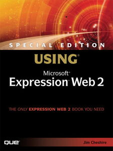 Ebook in inglese Special Edition Using Microsoft Expression Web 2 Cheshire, Jim