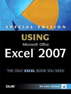 Ebook in inglese Special Edition Using Microsoft Office Excel 2007 Jelen, Bill
