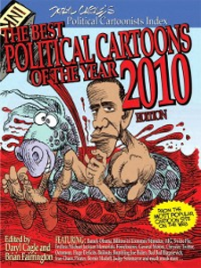 Ebook in inglese The Best Political Cartoons of the Year, 2010 Edition Cagle, Daryl , Fairrington, Brian