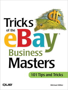 Ebook in inglese Tricks of the eBay Business Masters Miller, Michael