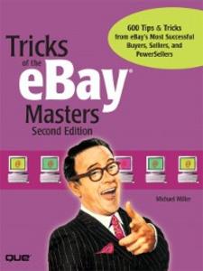 Ebook in inglese Tricks of the eBay® Masters Miller, Michael R.