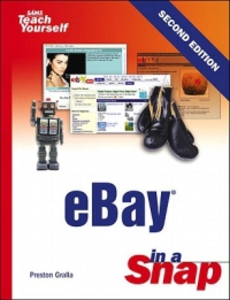 Ebook in inglese eBay in a Snap Gralla, Preston