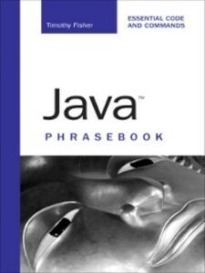 Foto Cover di Java Phrasebook, Ebook inglese di Timothy R. Fisher, edito da Pearson Education