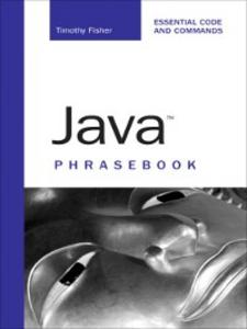Ebook in inglese Java Phrasebook Fisher, Timothy R.