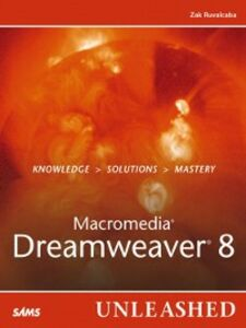Ebook in inglese Macromedia Dreamweaver 8 Unleashed Ruvalcaba, Zak