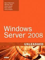 Windows Server® 2008 Unleashed