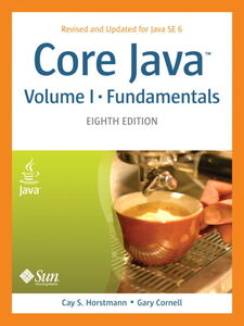 "Ebook in inglese Core Java"", Volume I—Fundamentals Cornell, Gary , Horstmann, Cay S."