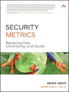 Ebook in inglese Security Metrics Jaquith, Andrew