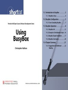 Ebook in inglese Using BusyBox (Digital Short Cut) Hallinan, Christopher
