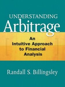 Ebook in inglese Understanding Arbitrage Billingsley, Randall