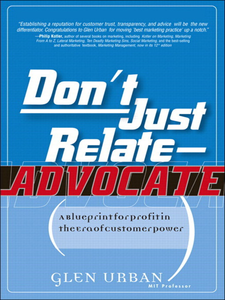 Ebook in inglese Don't Just Relate - Advocate! Urban, Glen