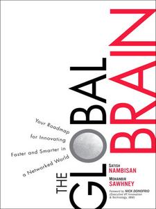 Ebook in inglese The Global Brain Nambisan, Satish , Sawhney, Mohanbir