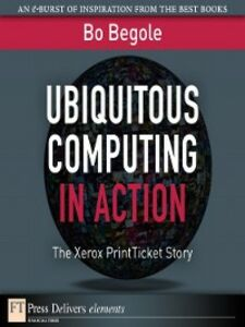 Ebook in inglese Ubiquitous Computing in Action Begole, Bo