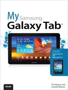 Ebook in inglese My Samsung Galaxy Tab Butow, Eric , Watson, Lonzell