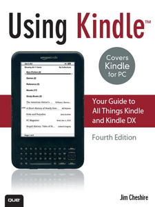 Ebook in inglese Using Kindle Cheshire, Jim