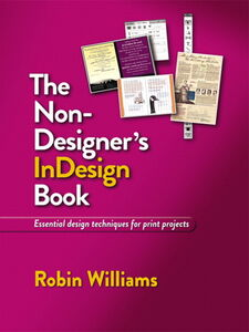 Ebook in inglese Non-Designer's InDesign Book Williams, Robin