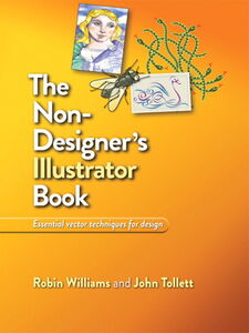 Ebook in inglese The Non-Designer's Illustrator Book Tollett, John , Williams, Robin