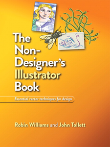 Ebook in inglese The Non-Designer's Illustrator Book Tollett, John , Williams, Robin