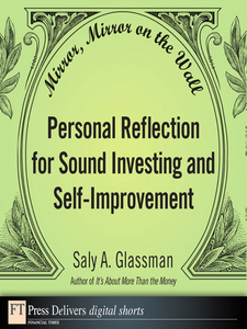 Ebook in inglese Mirror, Mirror on the Wall Glassman, Saly A.